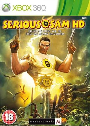 Serious Sam HD - 1st & 2nd Encounter (XBox 360)