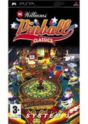 Williams Pinball Classics (PSP)