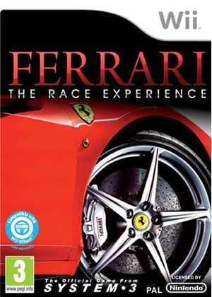 Ferrari - The Race Experience (Wii)