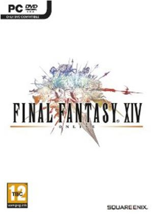 Final Fantasy XIV - Standard Edition (PC CD)