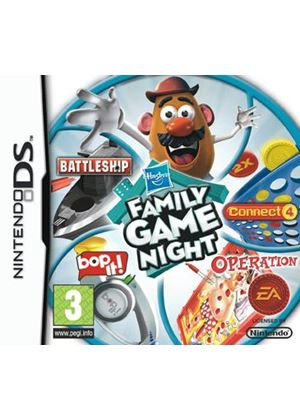 Hasbro Family Game Night (Nintendo DS)