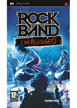 Rock Band - Unplugged (PSP)