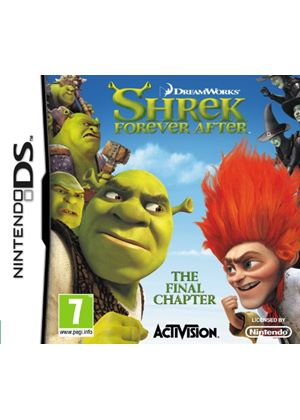 Shrek Forever After - The Game (Nintendo DS)