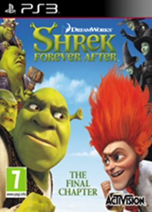 Shrek Forever After - The Game (PS3)