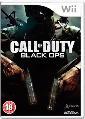 Call of Duty - Black Ops (Wii)