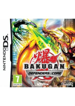 Bakugan - Battle Brawlers: Defenders of the Core (Nintendo DS)