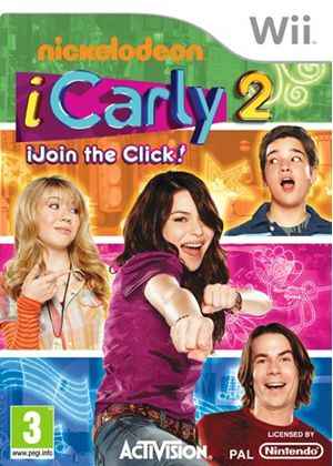 iCarly 2 - iJoin the Click (Wii)