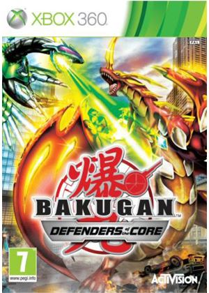 Bakugan - Battle Brawlers: Defenders of the Core (XBox 360)