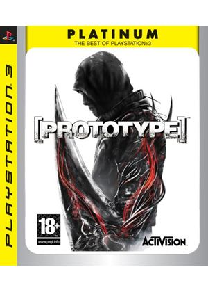 Prototype - Platinum (PS3)