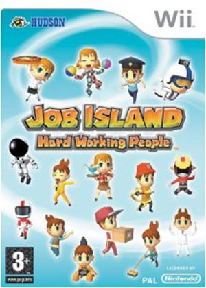 Job Island - Hard Working People (Wii)