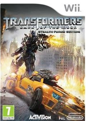 Transformers - Dark of the Moon (Wii)