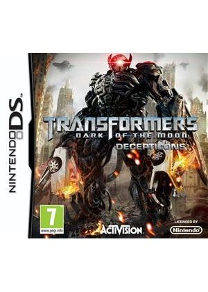 Transformers - Dark of the Moon - Decepticons (Nintendo DS)