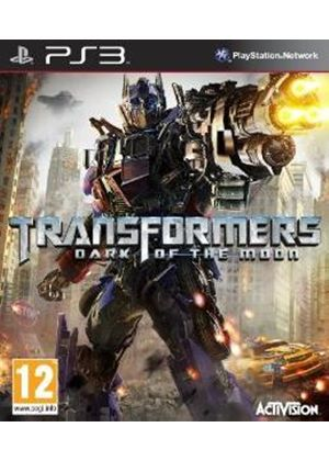 Transformers - Dark of the Moon (PS3)