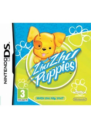 Zhu Zhu Puppies (Nintendo DS)