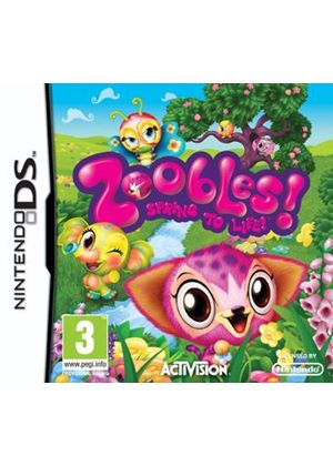 Zoobles! Spring to Life (Nintendo DS)