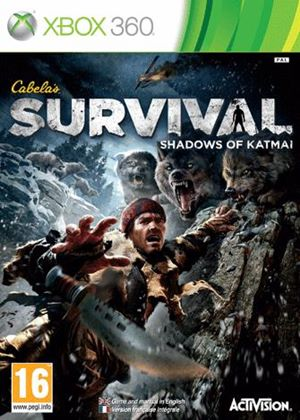 Cabela's Survival - Shadows of Katmai (XBox 360)