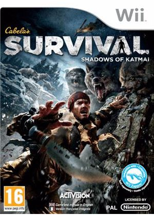 Cabela's Survival - Shadows of Katmai (Wii)