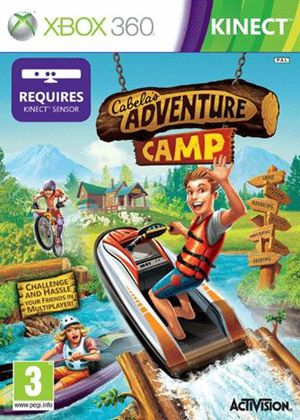 Cabela's Adventure Camp - Kinect (XBox 360)