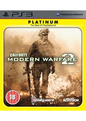 Call of Duty - Modern Warfare 2 - Platinum (PS3)