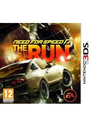 Need for Speed - The Run (Nintendo 3DS)