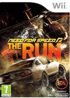 Need for Speed - The Run (Wii)