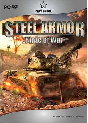 Steel Armor - Blaze of War (PC)