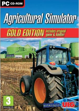 Agricultural Simulator Gold Edition (PC)