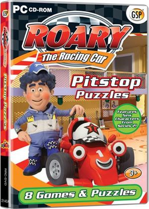 Roary the Racing Car – Pitstop Puzzles (PC)