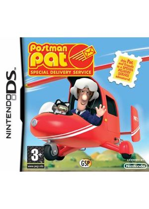 Postman Pat - Special Delivery Service (Nintendo DS)