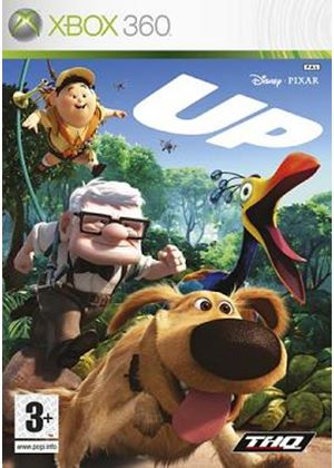 Disney PIXAR UP (XBox 360)
