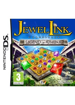 Jewel Link Chronicles - Legend of Athena (Nintendo DS)