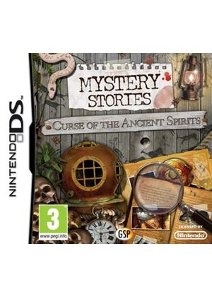 Mystery Stories - Curse of the Ancient Spirits (Nintendo DS)