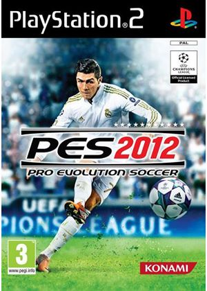 Pro Evolution Soccer 2012 (PS2)
