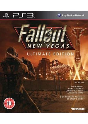 Fallout: New Vegas Ultimate Edition: Essentials (PS3)