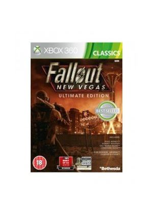 Fallout New Vegas: Ultimate Edition Classics (XBox 360)