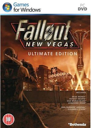 Fallout New Vegas: Ultimate Edition (PC)