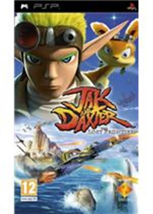 Jak and Daxter - The Lost Frontier (PSP)