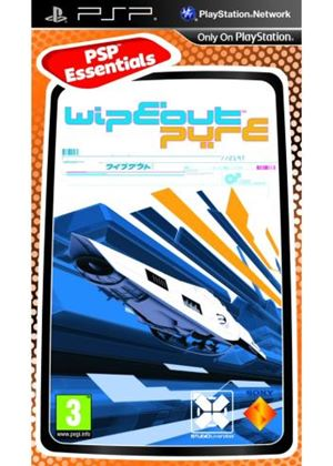 WipEout Pure (PSP Essentials) (PSP)
