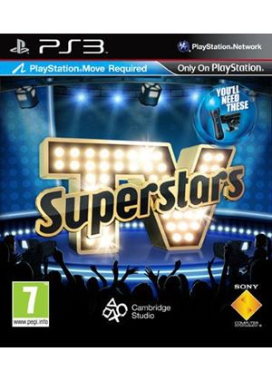 TV Superstars - Move (PS3)