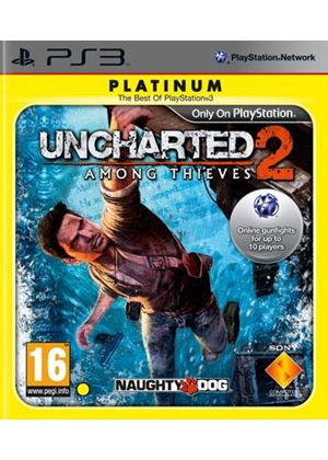Uncharted 2 - Among Thieves (Platinum) (PS3)