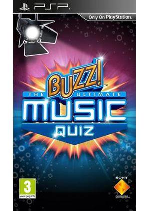 Buzz! The Ultimate Music Quiz (PSP)