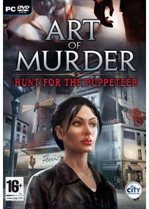 Art of Murder - Hunt for the Puppeteer (PC)