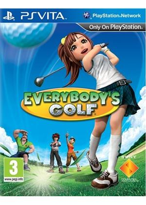 Everybody's Golf (PlayStation Vita)