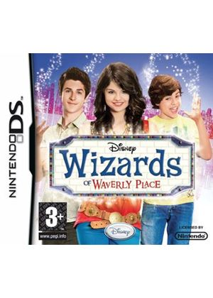 Wizards of Waverly Place (Nintendo DS)
