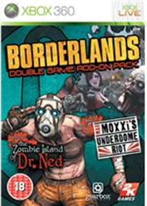Borderlands - Double Game Add-On Pack (XBox 360)