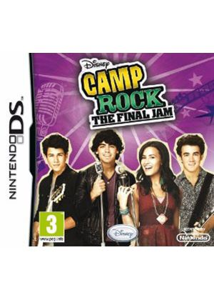 Camp Rock - The Final Jam (Nintendo DS)