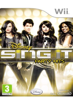 Disney Sing It - Party Hits - Solus (Wii)