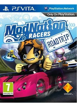 Modnation Racers: Roadtrip (PlayStation Vita)
