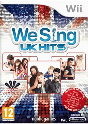 We Sing - UK Hits - Solus (Wii)