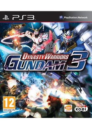 Dynasty Warriors - Gundam 3 (PS3)